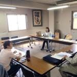 新体制で県政対策会議