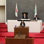 9月議会(2)県の公共交通政策