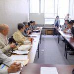 長良川実行委員会の皆さんが岐阜県へ要請