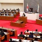 6月議会(3)県庁舎の建て替えについて