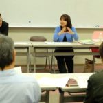 県政を学ぶ会へ参加