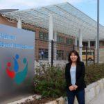 羽島特別支援学校を見学