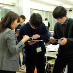 学生と岐阜県観光について議論しました