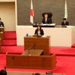 12月議会(1)全国知事会での憲法改正議論に対する知事の考えについて