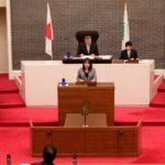 中川ゆう子の12月議会討論