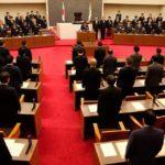 12月議会が開会しました