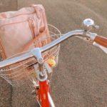 自転車で活動