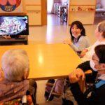 特別養護老人ホーム「あんきの家」へ
