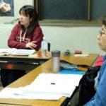 元県議大須賀さんと議会対策会議