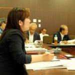 リニア中央新幹線の残土について懇談