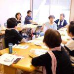 長良梅子の家で議会報告会を開きました
