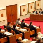 9月議会が開会しました