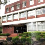 岐阜女子大学の創立50周年記念式典へ