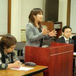 岐阜南民主商工会の総会にお招きいただきました