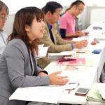 無認可保育所連絡会のみなさんが岐阜県へ要望されました