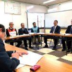大規模災害対策検討特別委員会の視察報告②