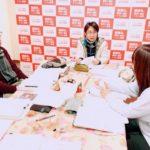 中川ゆう子事務所で県政対策会議