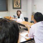 岐阜県の県営住宅の縮小計画について話し合い