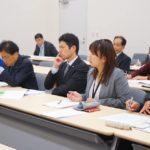 東京で国各省庁へ予算交渉