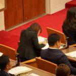 12月議会が開会