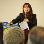 京町公民館で報告会