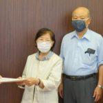 豪雨災害における被災者支援について岐阜県へ緊急要望