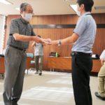 よみがえれ長良川実行委員会が河川課等と面談。8月27日午後。