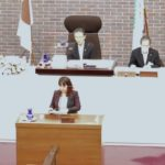 岐阜県議会9月議会が閉会しました。10月8日、午前。