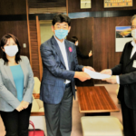 岐阜県保険医協会が請願を提出。9月15日。