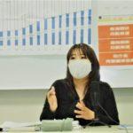 岐阜県労連、県政学習会。11月28日、夜。