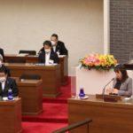 【6月議会】質問と答弁7 生理の貧困への対策と女性支援について。