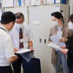 高齢者安心計画に関する要望(岐阜県民主医療機関連合会、みどり福祉会)