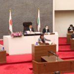 県議会閉会(10月7日,午前)に討論をしました。徳山の土地取得議案、PCR検査の拡充の請願